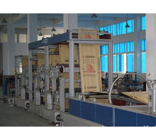 纸塑复合机器