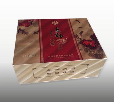 精品杂粮包装盒